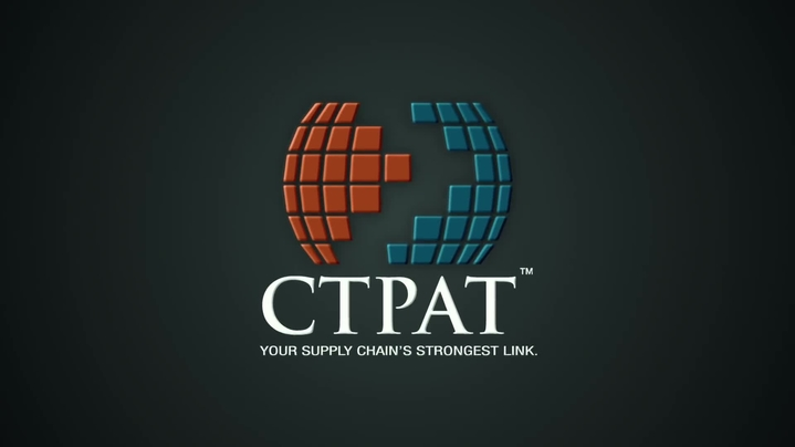 Thumbnail for channel CTPAT Supply Chain Security