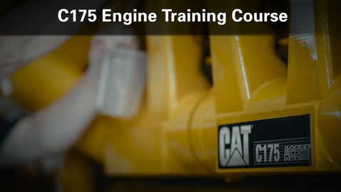 Thumbnail for entry C175 Engine Training Course Melbourne