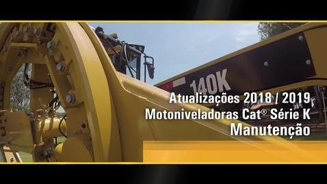 Thumbnail for entry Atualização 2018/2019 - Motoniveladoras Cat® Serie K  - Manutenção do DCM