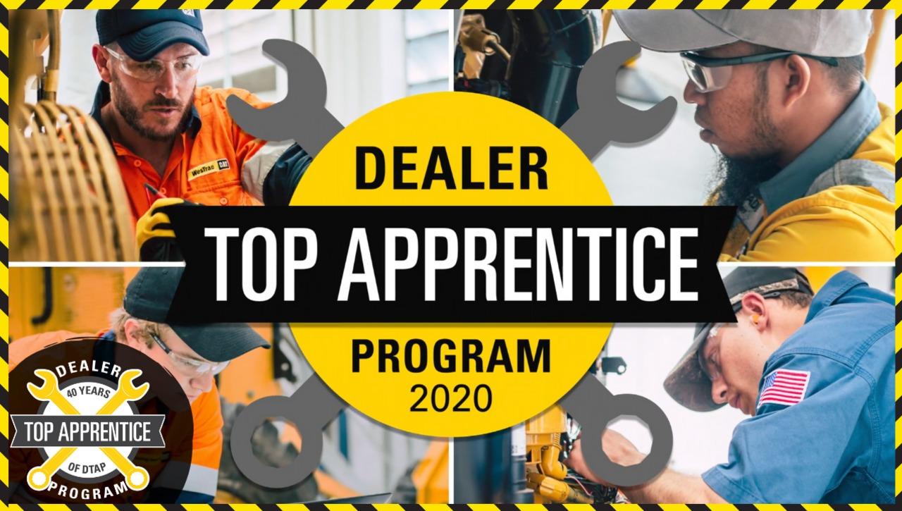 What is Dealer Top Apprentice?
