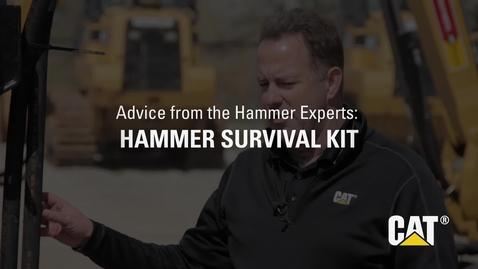 Thumbnail for entry Hammer Survival Kit