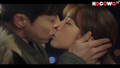 Cha Dong Tak and Song Ji An kissed.