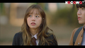 Song Ji An disguised herself as a student.