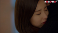 Jung Hae Ra had a hard day. Moon Su Ho comforted her.