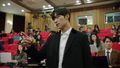 Kim Min Joon presented the facts in front of the reporters.