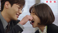 Nam Chi Won and Jwa Yoon Yi showed affection. They are having a clandestine relationship.