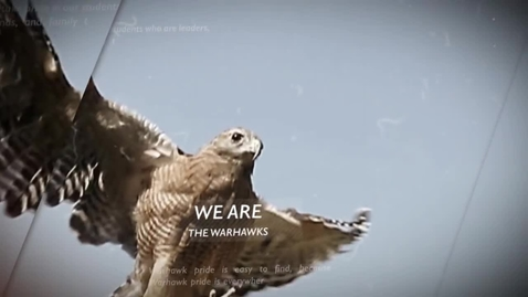 Thumbnail for entry We are the Warhawks