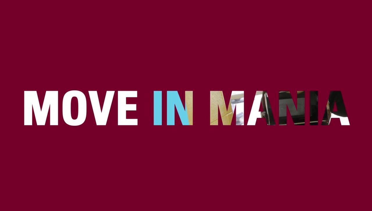 Move In Mania 2016