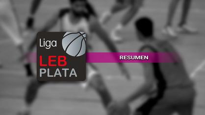 Resumen de los partidos de la Liga Española de Baloncesto Plata de Castilla-La Mancha de la jornada 10 del fin de semana del 24 de Noviembre.