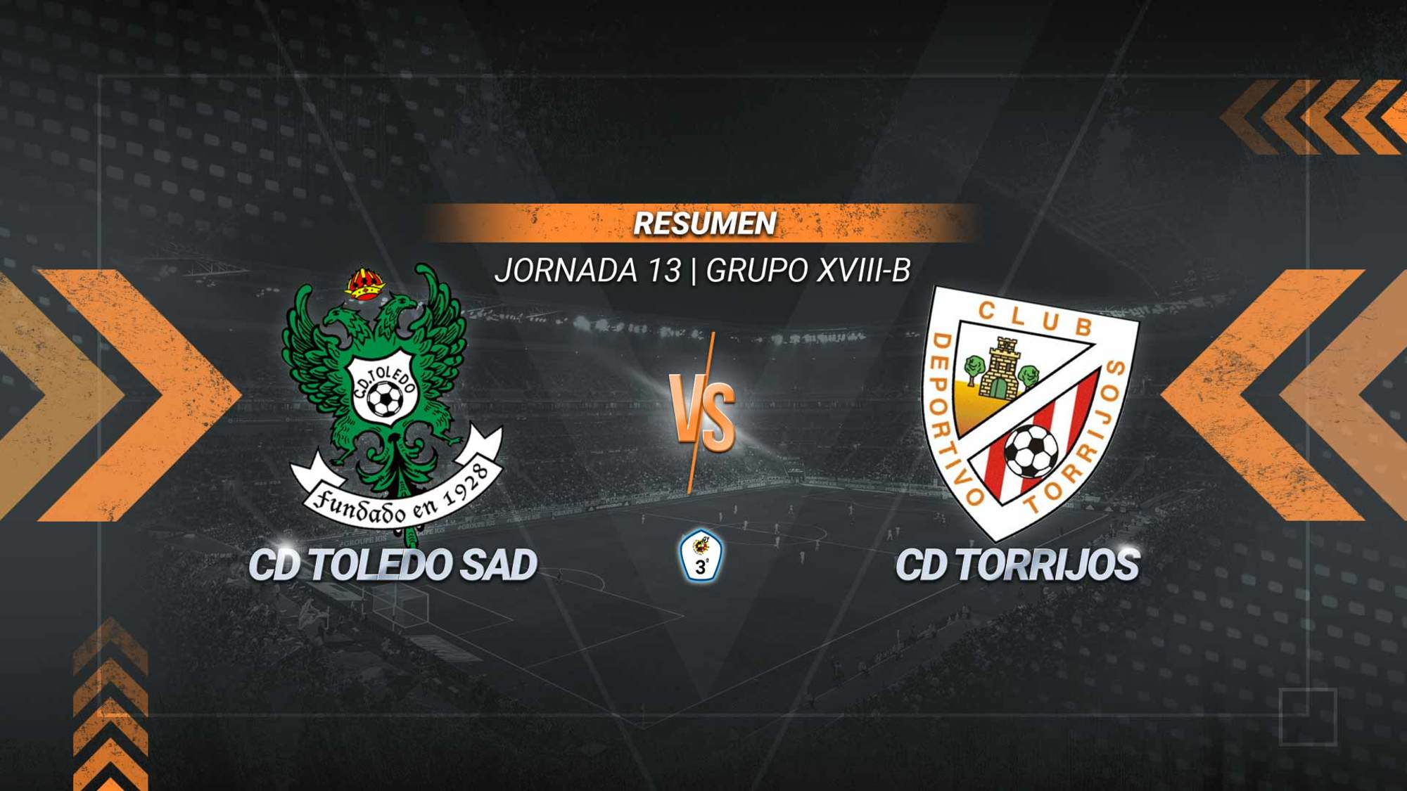 Un gol de Rubén Moreno deja los tres puntos en el Salto del Caballo y certifica la primera victoria de Diego Merino en el banquillo capitalino. El Toledo rompe una racha de cinco jornadas sin ganar, mientras el Torrijos se queda séptimo en la clasificación con 18 puntos.