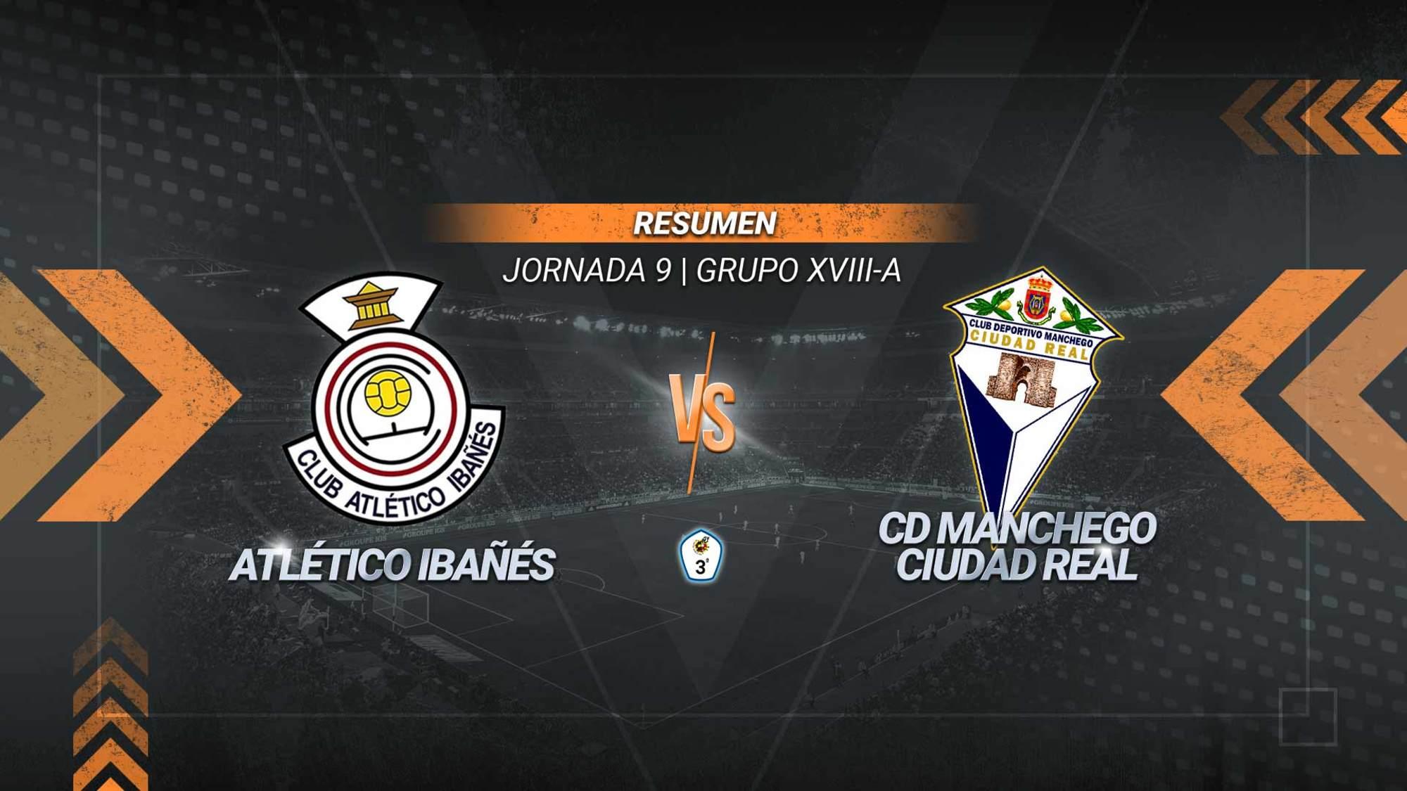 Los reyes del empate se reparten los puntos en Casas Ibáñez. El Atlético Ibañés y el Manchego suman su cuarta igualdad de la temporada. Los locales se mantienen colistas con cuatro puntos, mientras que los mancheguistas están en la zona media con siete.