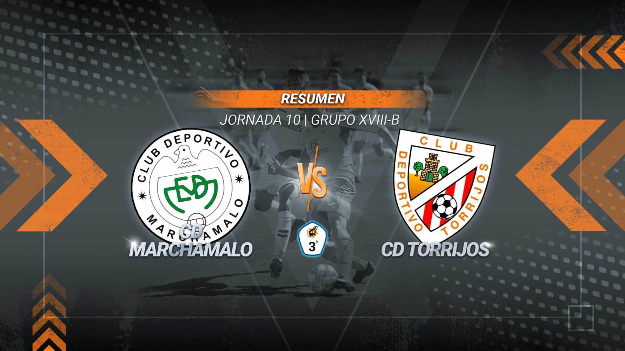 Espectacular remontada del Marchamalo ante un Torrijos que llegó a ponerse 0-2 en el marcador. Adri Peláez igualó el encuentro a falta de dos minutos para el final y Guille Atance llevó el éxtasis a La Solana en el tiempo de descuento.