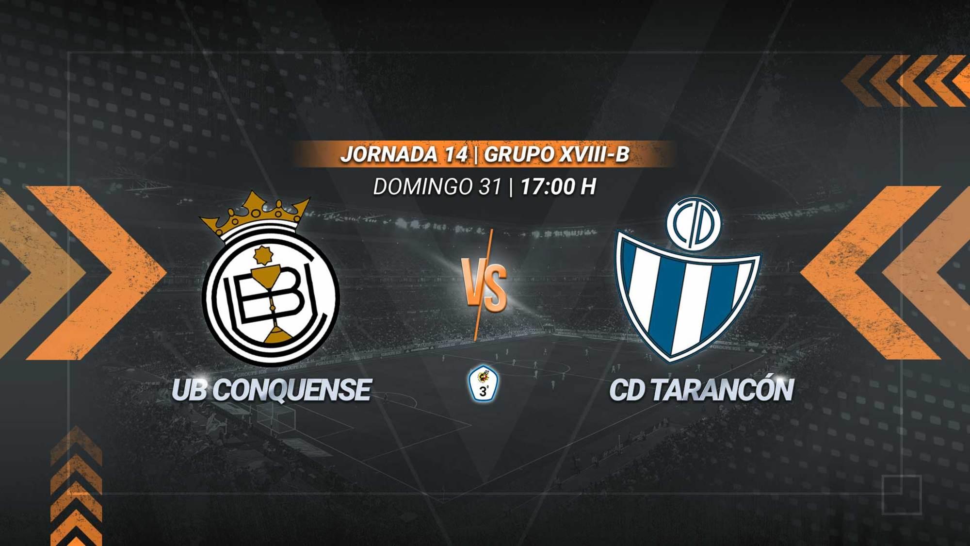 Contundente victoria del Tarancón en La Fuensanta con goles de Iván Gil y Cheki en dos ocasiones. Los taranconeros se colocan segundos en la tabla, mientras la Balompédica incrementa sus dudas con la segunda derrota consecutiva.