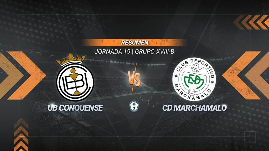 Reparto de puntos en La Fuensanta con un empate que convierte al Marchamalo en campeón matemático del subgrupo B y alarga la mala racha del Conquense, que acumula seis jornadas sin ganar.