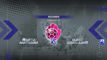 El Quabit BM Guadalajara regresa de Pamplona con un punto después de un partido que llegó a ir ganando por cinco goles de diferencia. La reacción local en la segunda mitad dejó sin premio a los alcarreños, que tuvieron un golpe franco con el reloj parado para conseguir el triunfo. Paredes y Arthur, con seis tantos cada uno, fueron los máximos goleadores del equipo de Mariano Ortega.