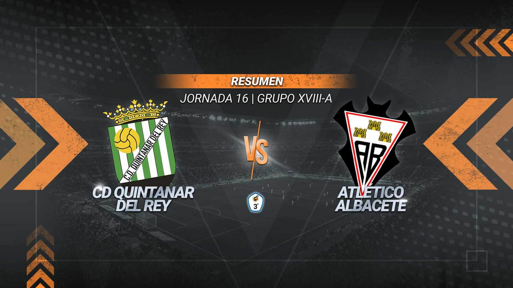 El Atlético Albacete exhibe pegada en el San Marcos y ratifica su brillante momento instalado en el liderato del subgrupo A. Dos goles de Emiliano y uno de Víctor sirven para firmar la séptima victoria en las últimas ocho jornadas del equipo de Mario Simón. Eloy marcó el tanto local.
