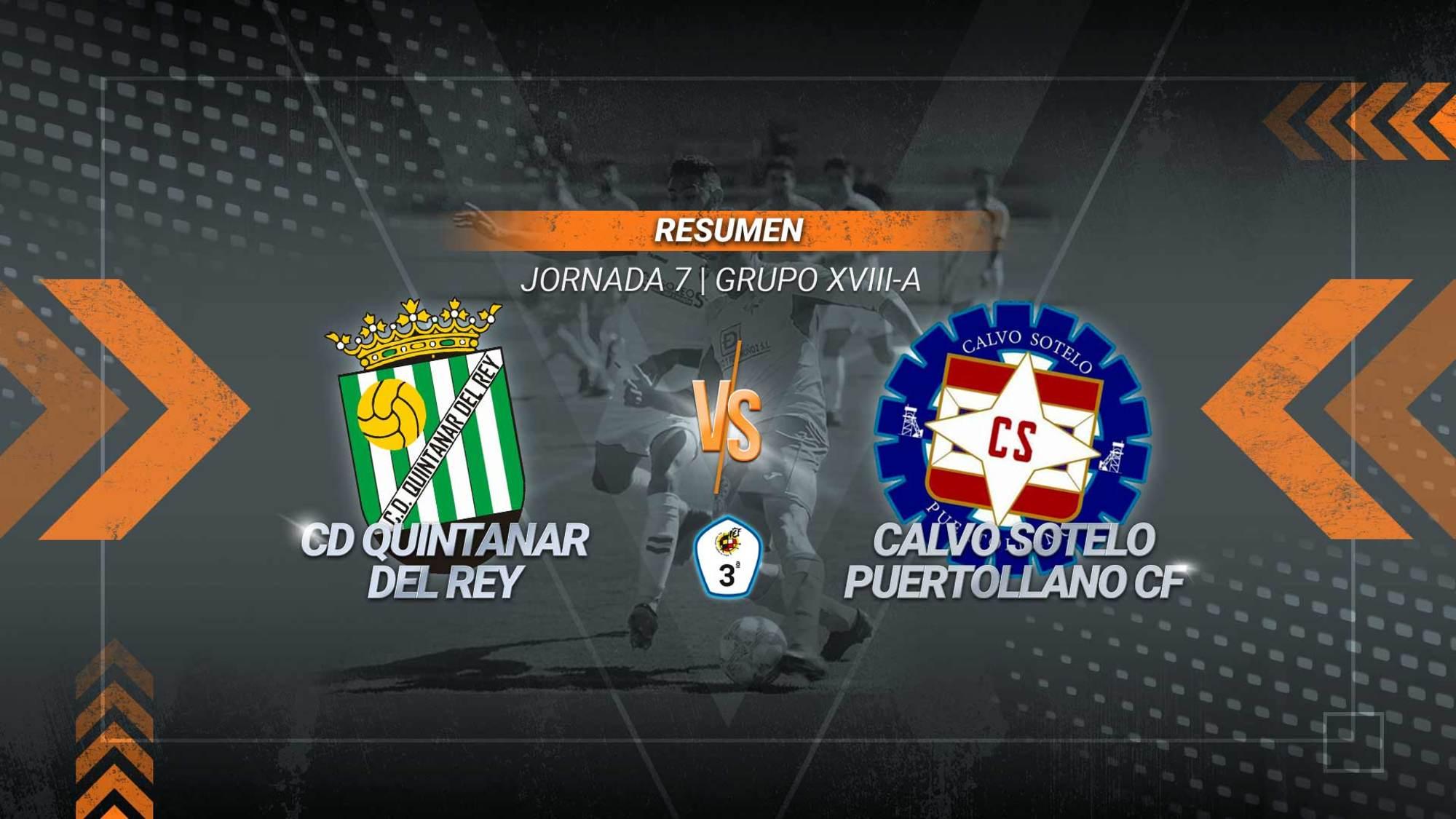 Reparto de puntos en el Municipal de San Marcos después de 90 minutos de alta intensidad y pocas ocasiones de gol. El Quintanar se mantiene tercero en la tabla y los de Darío Martín siguen sin ganar fuera de casa.