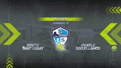 El Kiele asalta Sant Cugat y cosecha el quinto triunfo consecutivo. Las socuellaminas vencen a un rival directo por el play-off y continúan imbatidas en 2021.