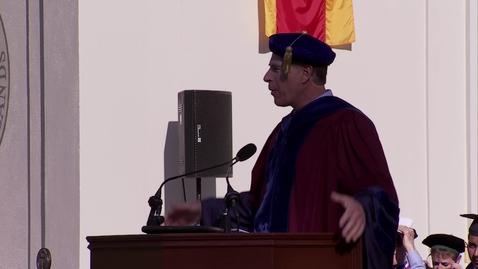 Thumbnail for entry Paul Zak, 2019 URSB Keynote Speaker