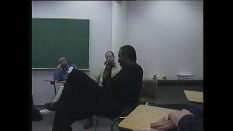 Thumbnail for entry 1997 Renewal: Greeks (pt. 6 of 6) Bill+Kev; Money-Raising
