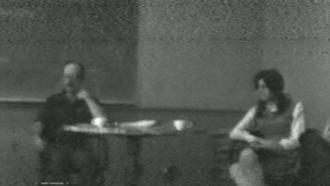 Thumbnail for entry Personnel Committee meeting, circa 1975-76 academic year