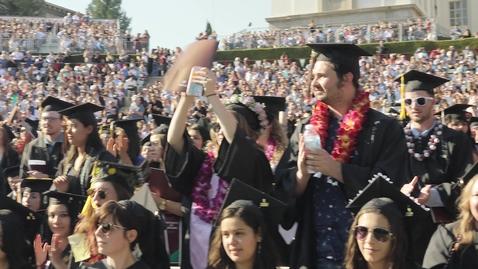 Thumbnail for entry CAS Dean's Favorite Places: Alumni Greek Theatre