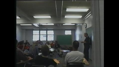Thumbnail for entry 1997 Renewal: Greeks (pt. 3 of 6) Bill+Kev; Money-Raising