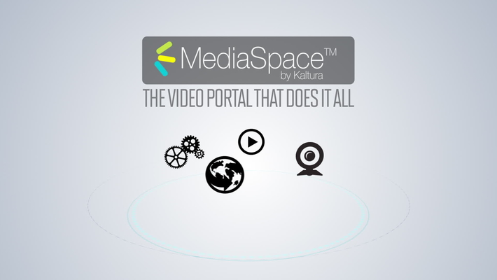 Kaltura MediaSpace Overview