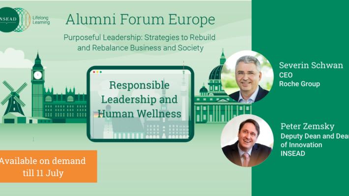 Responsible Leadership and Human Wellness