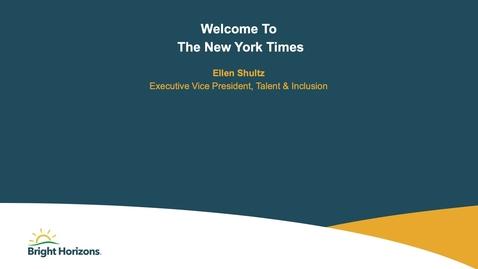 Thumbnail for entry NY Client Forum - Ellen Schultz - NYTimes