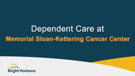 Thumbnail for entry Memorial Sloan-Kettering Cancer Center
