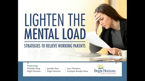 Thumbnail for entry Lighten the Mental Load