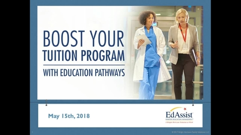 Thumbnail for entry Boost Your Tuition Program with Education Pathways