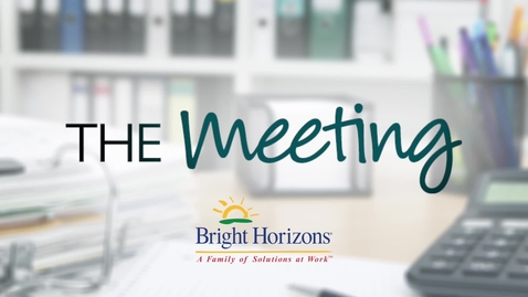 Thumbnail for entry The Meeting-B2B