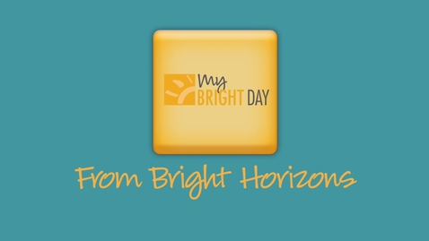 My Bright Day Center Clip