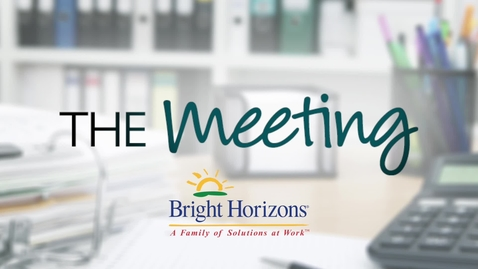 Thumbnail for entry The Meeting