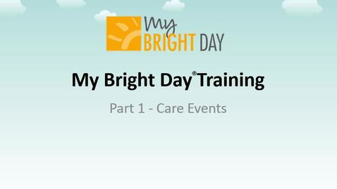 Thumbnail for entry My Bright Day - Part 1