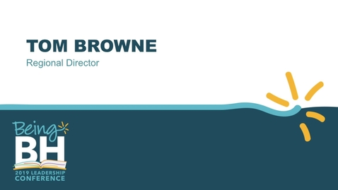 Thumbnail for entry UK Leadership Conference - Tom Browne
