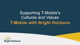 Thumbnail for entry TMobile Culture and Values