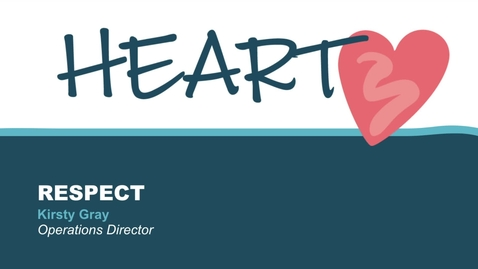 Thumbnail for entry UK Leadership conference - HEART storyteller - Kirsty Gray