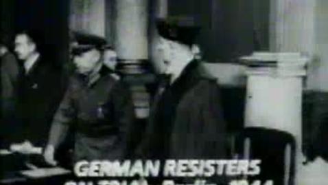 Thumbnail for entry Restless Conscience _ Anti_Nazi Resitance