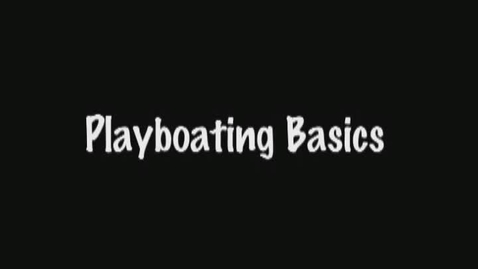 Thumbnail for entry Whitewater Women Playboating Basics