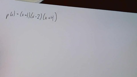 Thumbnail for entry 1400_Polynomial_Graphs