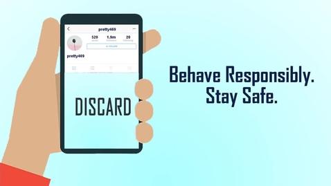 Thumbnail for entry Responsible Behaviour