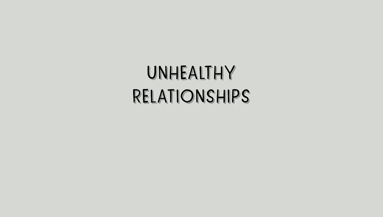 Healthy Relationships - Part 2