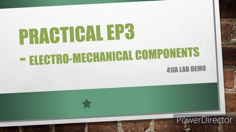 Thumbnail for entry WEEK 3 EP3-Tasks