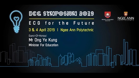 Thumbnail for entry Professor V. Scott Solberg-Keynote Speech: The Power of ECG: Self Discovery and Career Management