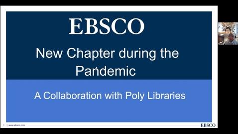 Thumbnail for entry EBSCO Mobile App