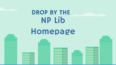 Thumbnail for entry NP Library