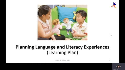Thumbnail for entry Lecture 5_The Learning Plan_Chunk 3